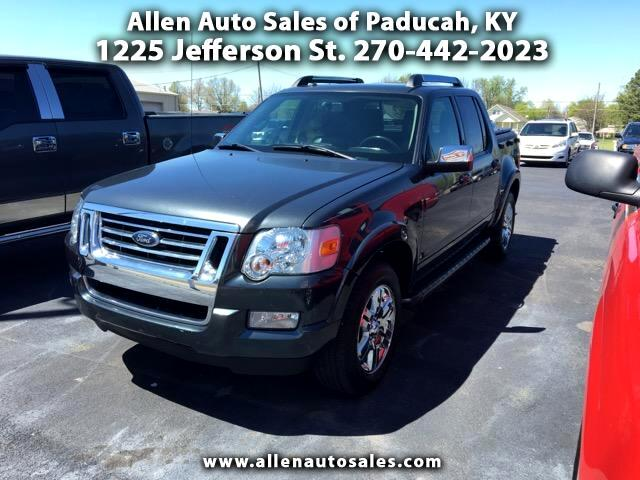2009 Ford Explorer Sport Trac Limited 4.0L 2WD