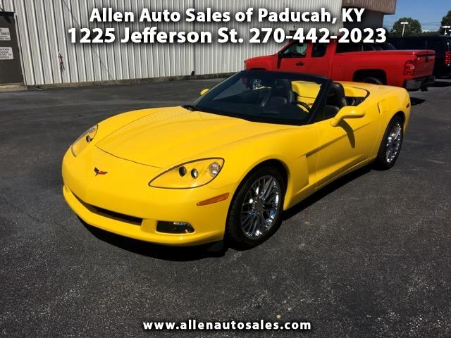 2011 Chevrolet Corvette Convertible 4LT