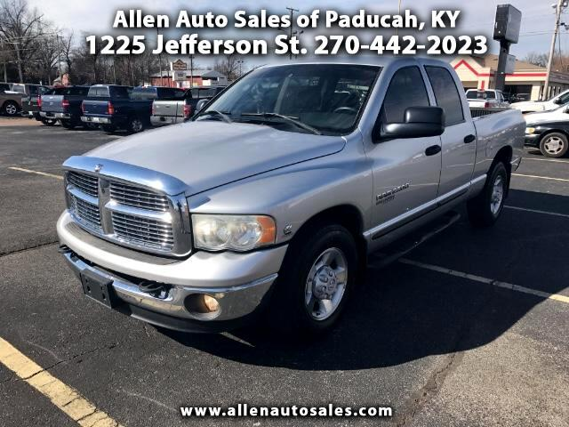 2005 Dodge Ram 2500 Laramie Quad Cab Long Bed 2WD