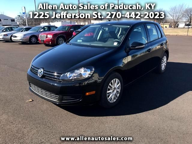 2014 Volkswagen Golf 2.5L 4-Door