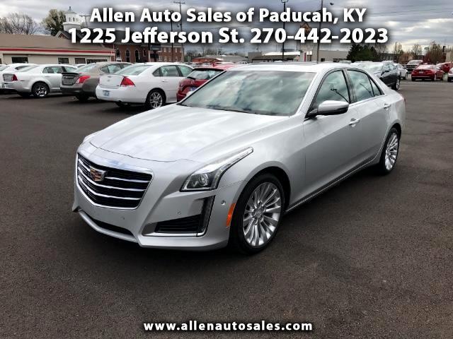 2016 Cadillac CTS Performance 3.6L