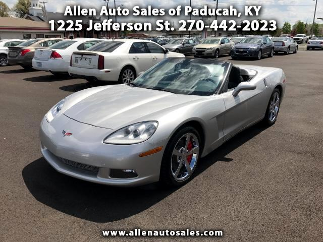 2008 Chevrolet Corvette LT Convertible