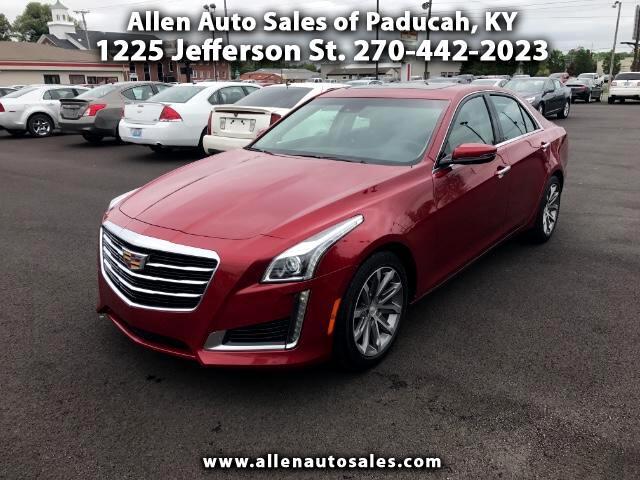 2016 Cadillac CTS 3.6 Luxury