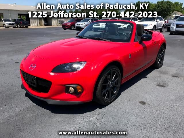 2013 Mazda MX-5 Miata Club Power Hard Top AT