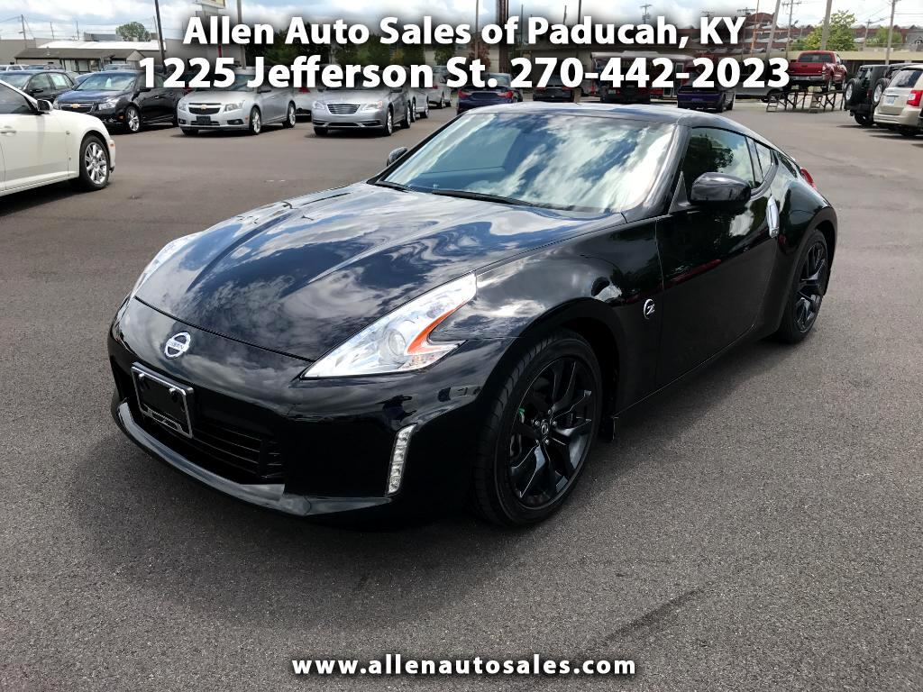 2015 Nissan Z 370Z Coupe Touring 7AT