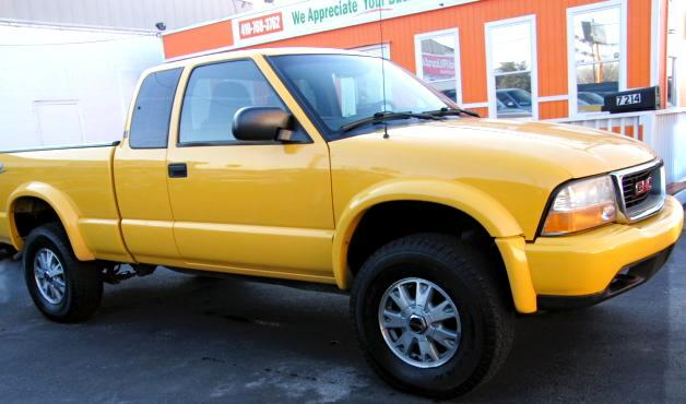 2003 GMC Sonoma Visit Guaranteed Auto Sales online at wwwguaranteedcarsnet to see more pictures of