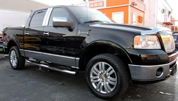 2006 Lincoln Mark LT Visit Guaranteed Auto Sales online at wwwguaranteedcarsnet to see more pictur