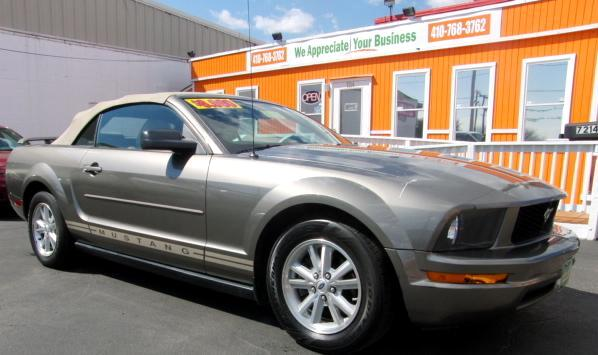 2005 Ford Mustang Visit Guaranteed Auto Sales online at wwwguaranteedcarsnet to see more pictures