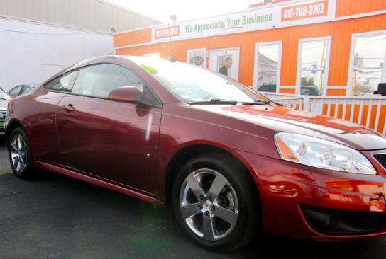 2009 Pontiac G6 Visit Guaranteed Auto Sales online at wwwguaranteedcarsnet to see more pictures of