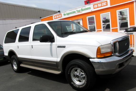 2000 Ford Excursion Visit Guaranteed Auto Sales online at wwwguaranteedcarsnet to see more picture