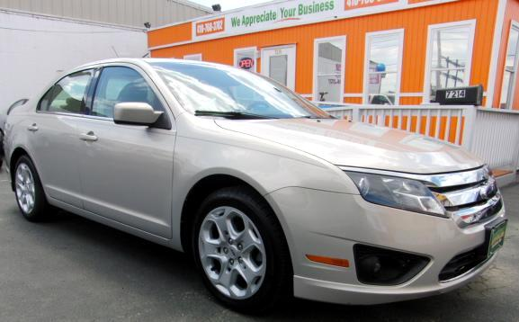 2010 Ford Fusion Visit Guaranteed Auto Sales online at wwwguaranteedcarsnet to see more pictures o