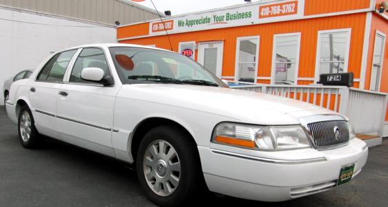 2003 Mercury Grand Marquis Visit Guaranteed Auto Sales online at wwwguaranteedcarsnet to see more