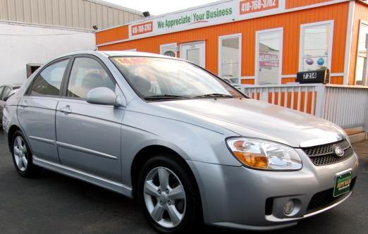 2007 Kia Spectra Visit Guaranteed Auto Sales online at wwwguaranteedcarsnet to see more pictures o