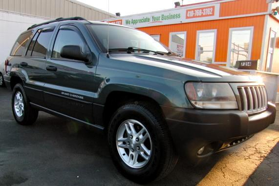 2004 Jeep Grand Cherokee Visit Guaranteed Auto Sales online at wwwguaranteedcarsnet to see more pi