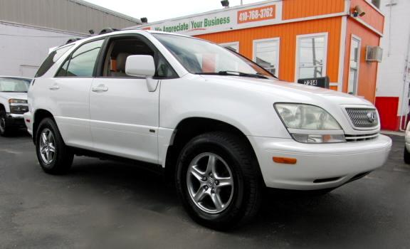 2002 Lexus RX 300 Visit Guaranteed Auto Sales online at wwwguaranteedcarsnet to see more pictures