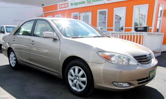 2003 Toyota Camry Visit Guaranteed Auto Sales online at wwwguaranteedcarsnet to see more pictures