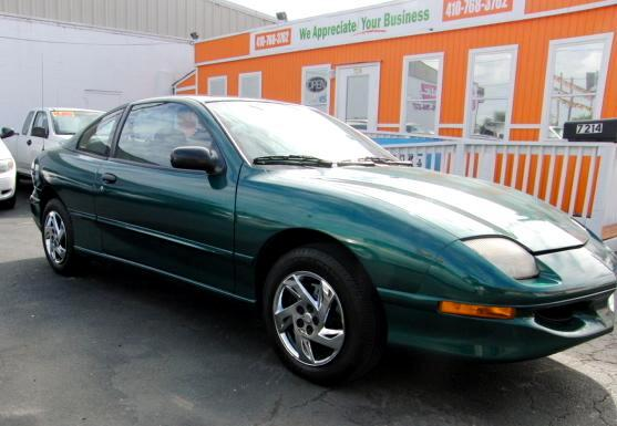 1999 Pontiac Sunfire Visit Guaranteed Auto Sales online at wwwguaranteedcarsnet to see more pictur