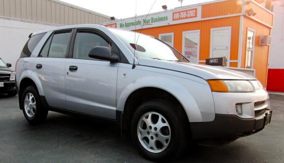 2003 Saturn VUE Visit Guaranteed Auto Sales online at wwwguaranteedcarsnet to see more pictures of