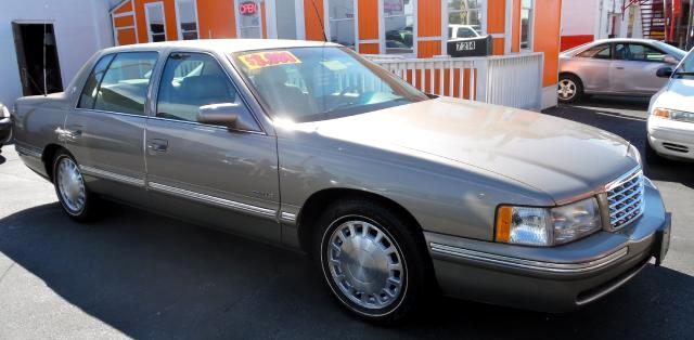 1999 Cadillac DeVille Visit Guaranteed Auto Sales online at wwwguaranteedcarsnet to see more pictu
