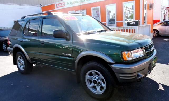 2002 Isuzu Rodeo Visit Guaranteed Auto Sales online at wwwguaranteedcarsnet to see more pictures o