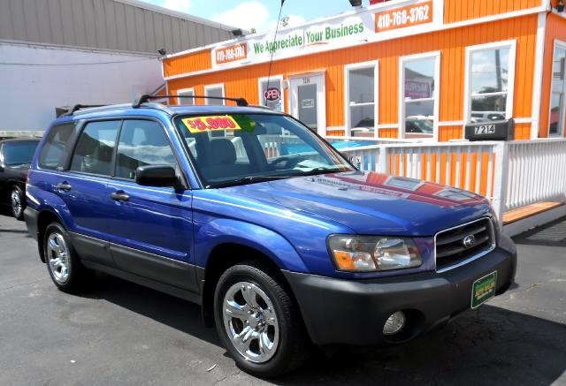 2004 Subaru Forester Visit Guaranteed Auto Sales online at wwwguaranteedcarsnet to see more pictur
