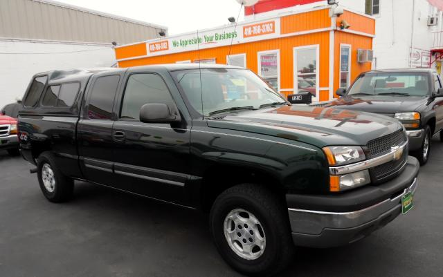 2004 Chevrolet Silverado 1500 Visit Guaranteed Auto Sales online at wwwguaranteedcarsnet to see mo