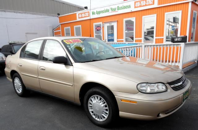 2001 Chevrolet Malibu Visit Guaranteed Auto Sales online at wwwguaranteedcarsnet to see more pictu