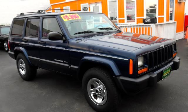 2001 Jeep Cherokee Visit Guaranteed Auto Sales online at wwwguaranteedcarsnet to see more pictures