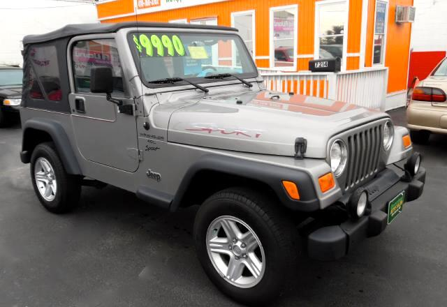 2001 Jeep Wrangler Visit Guaranteed Auto Sales online at wwwguaranteedcarsnet to see more pictures