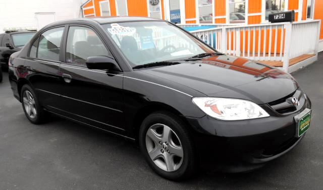2005 Honda Civic Visit Guaranteed Auto Sales online at wwwguaranteedcarsnet to see more pictures o
