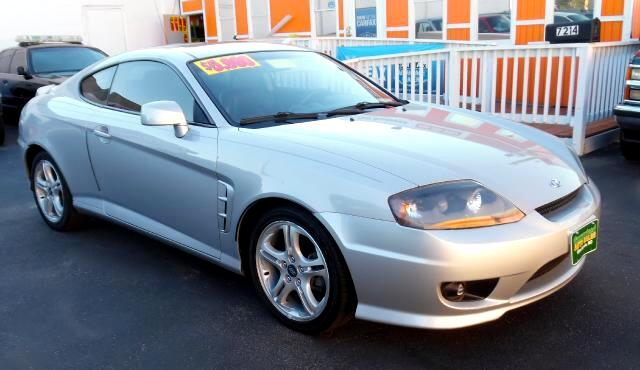 2006 Hyundai Tiburon Visit Guaranteed Auto Sales online at wwwguaranteedcarsnet to see more pictur
