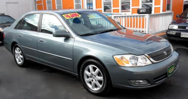 2001 Toyota Avalon Visit Guaranteed Auto Sales online at wwwguaranteedcarsnet to see more pictures