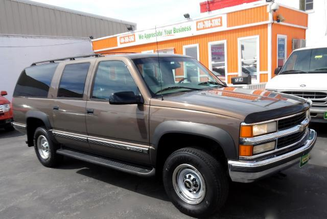 1998 Chevrolet Suburban Visit Guaranteed Auto Sales online at wwwguaranteedcarsnet to see more pi