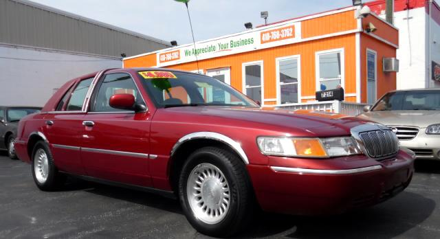 1999 Mercury Grand Marquis Visit Guaranteed Auto Sales online at wwwguaranteedcarsnet to see more