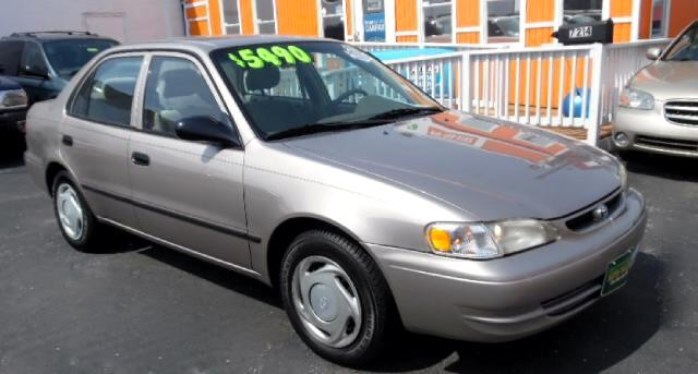 1999 Toyota Corolla Visit Guaranteed Auto Sales online at wwwguaranteedcarsnet to see more pictur