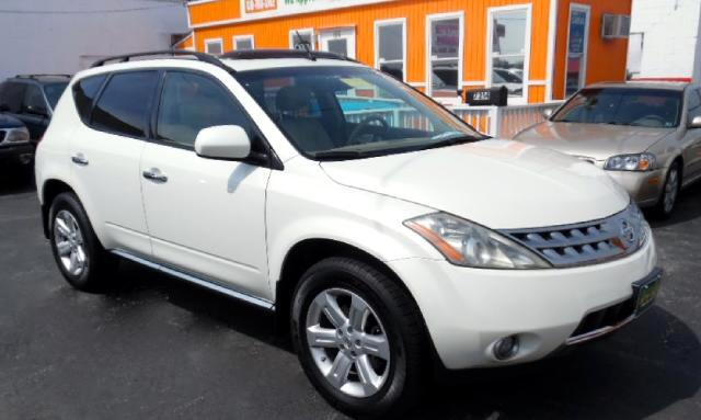 2007 Nissan Murano Visit Guaranteed Auto Sales online at wwwguaranteedcarsnet to see more picture