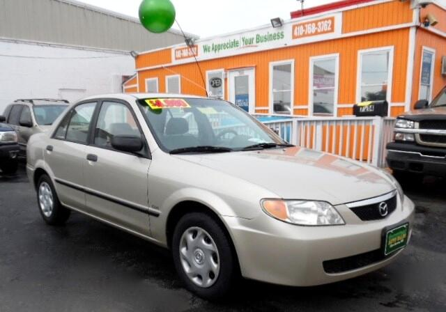 2001 Mazda Protege Visit Guaranteed Auto Sales online at wwwguaranteedcarsnet to see more picture