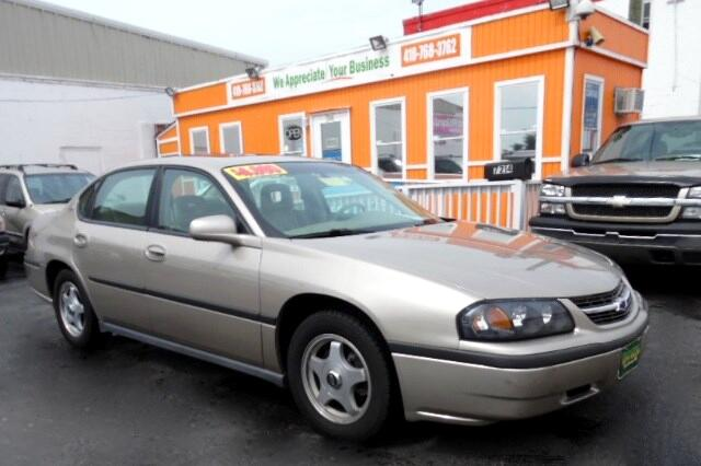 2003 Chevrolet Impala Visit Guaranteed Auto Sales online at wwwguaranteedcarsnet to see more pict