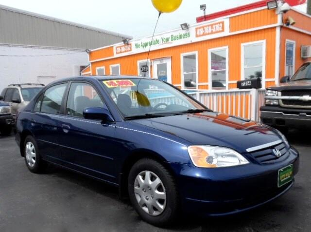 2002 Honda Civic Visit Guaranteed Auto Sales online at wwwguaranteedcarsnet to see more pictures
