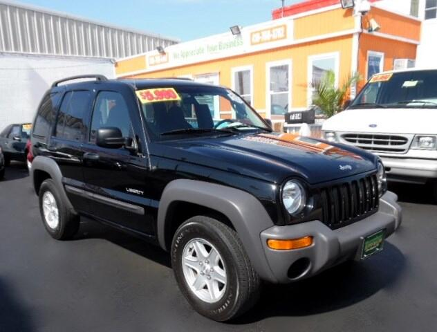 2004 Jeep Liberty Visit Guaranteed Auto Sales online at wwwguaranteedcarsnet to see more pictures