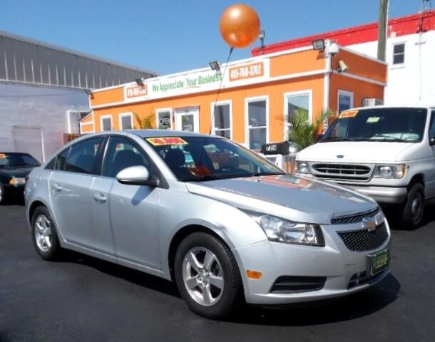 2011 Chevrolet Cruze Visit Guaranteed Auto Sales online at wwwguaranteedcarsnet to see more pictu