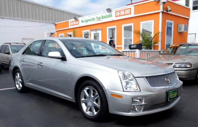2007 Cadillac STS Visit Guaranteed Auto Sales online at wwwguaranteedcarsnet to see more pictures