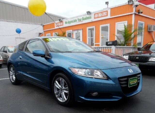 2011 Honda CR-Z Visit Guaranteed Auto Sales online at wwwguaranteedcarsnet to see more pictures o