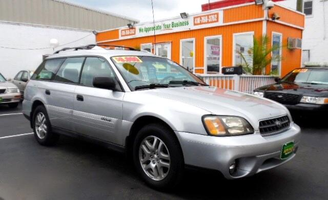 2004 Subaru Outback Visit Guaranteed Auto Sales online at wwwguaranteedcarsnet to see more pictur
