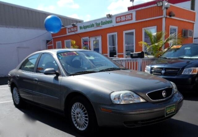 2003 Mercury Sable Visit Guaranteed Auto Sales online at wwwguaranteedcarsnet to see more picture
