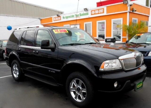 2005 Lincoln Aviator Visit Guaranteed Auto Sales online at wwwguaranteedcarsnet to see more pictu