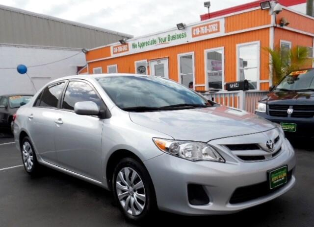 2012 Toyota Corolla Visit Guaranteed Auto Sales online at wwwguaranteedcarsnet to see more pictur