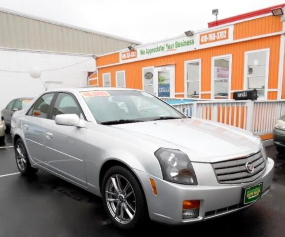 2003 Cadillac CTS Visit Guaranteed Auto Sales online at wwwguaranteedcarsnet to see more pictures