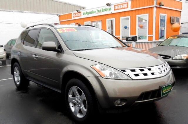2004 Nissan Murano Visit Guaranteed Auto Sales online at wwwguaranteedcarsnet to see more picture