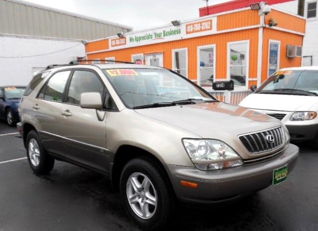 2001 Lexus RX 300 Visit Guaranteed Auto Sales online at wwwguaranteedcarsnet to see more pictures